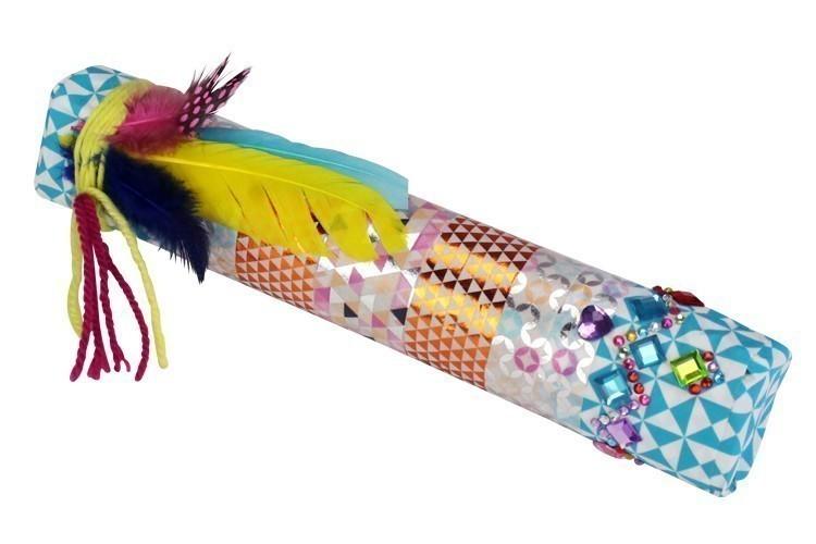 B ton de pluie indien activit s enfantines 10 doigts for Decoration baton de pluie