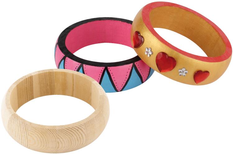 handicaps structurels gamme complète de spécifications publier des informations sur Bracelet en bois - 2 tailles au choix - Divers - 10 Doigts