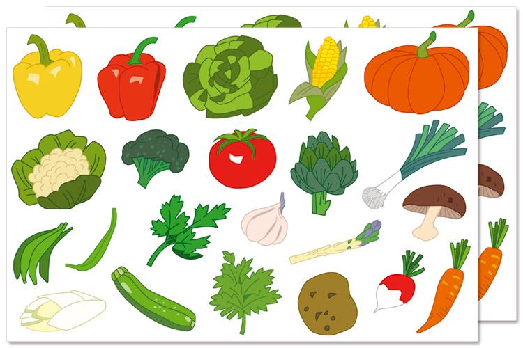 Coloriage Gommette Fruits Et Legumes.Gommettes Legumes Gommettes Fantaisie 10 Doigts