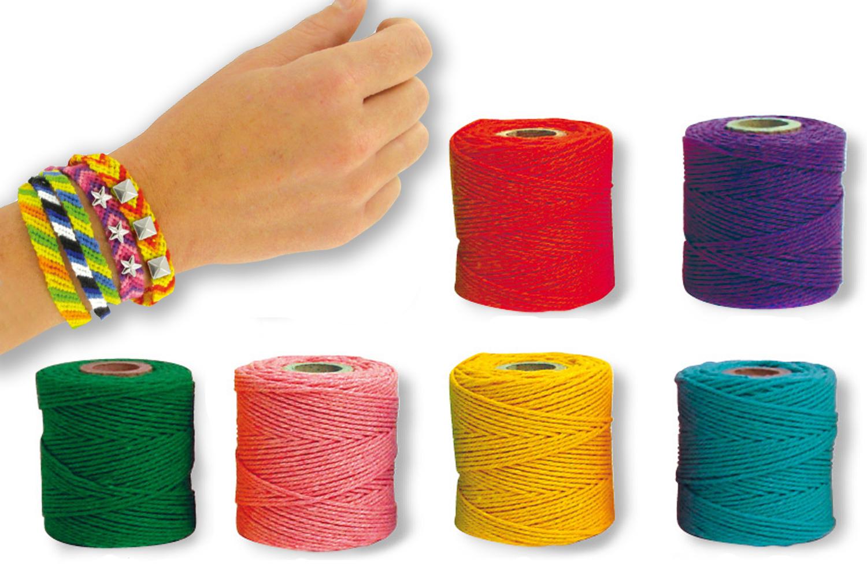 prix raisonnable vente professionnelle site web pour réduction Fils pour bracelets brésiliens - Couleurs au choix ...