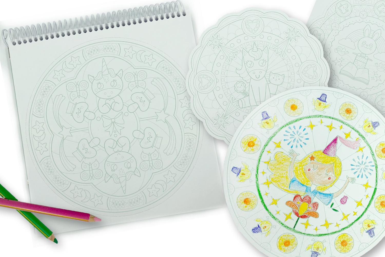 Cahier De Coloriage Mandala 36 Pages
