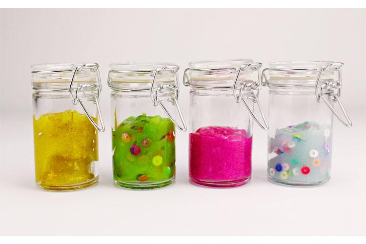 Colle Cléopâtre Transparente Spéciale Slime Colles Diverses 10