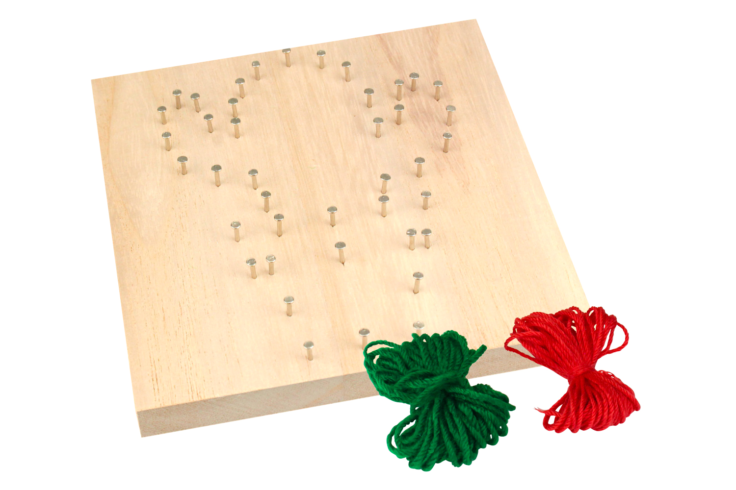 kit string art cactus string art 10 doigts. Black Bedroom Furniture Sets. Home Design Ideas