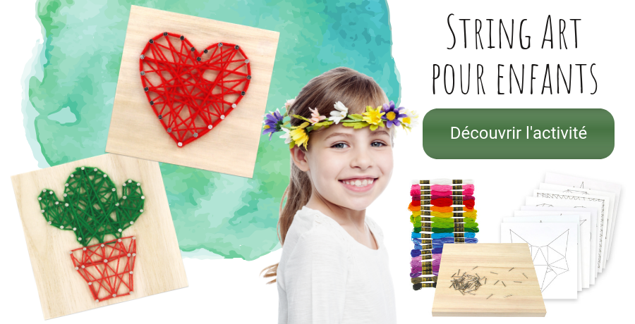 String Art enfants