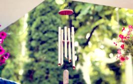 Je fabrique un carillon - Créations à suspendre - 10doigts.fr