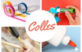 Colles et vernis - Produits - 10doigts.fr