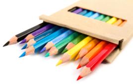 Crayons de couleurs - Crayons, Pastels, Cires... - 10doigts.fr