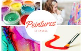 Peintures - Produits - 10doigts.fr