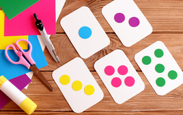 J'apprends à compter - Montessori - 10doigts.fr