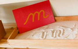 J'apprends l'écriture - Montessori - 10doigts.fr