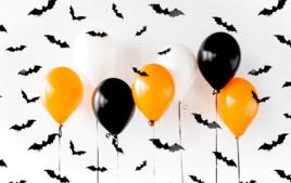 Je fabrique ma déco d'Halloween - Activités d'Halloween - 10doigts.fr