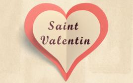 Saint Valentin - Evénements - 10doigts.fr