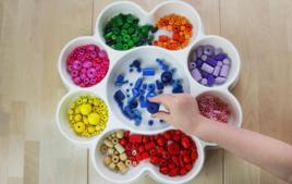 Formes et couleurs - Montessori - 10doigts.fr