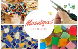 Mosaïques et facettes - Produits - 10doigts.fr