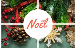 Noël - Produits - 10doigts.fr