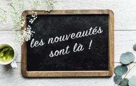 Nouveautés - Produits - 10doigts.fr
