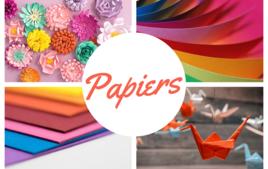 Papiers Creatifs - Produits - 10doigts.fr