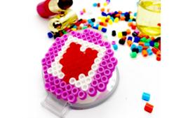 Perles fusibles à repasser - Arts plastiques - 10doigts.fr