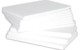 Plaques en polystyrène - Polystyrène et Sequin - 10doigts.fr