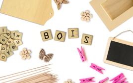 Bois - Produits - 10doigts.fr