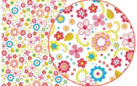 Papier à vernis-coller - Papiers et supports divers - 10doigts.fr