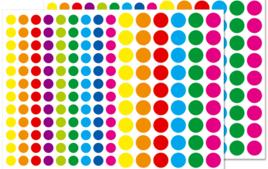Gommettes géométriques - Gommettes, stickers - 10doigts.fr