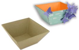 Paniers, plateaux en carton - Supports en Carton - 10doigts.fr