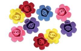 Fleurs et feuilles - Accessoires Loisirs Créatifs - 10doigts.fr