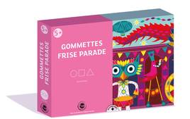 Gommettes fantaisie - Gommettes, stickers - 10doigts.fr