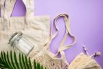 Contenants vides et sacs réutilisables