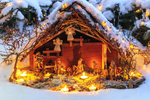 Crèches et villages de Noël