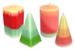 Moules pour bougies