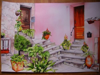 Façade - Peinture - 10doigts.fr