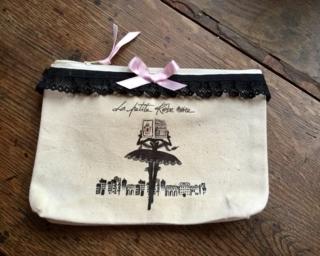 Trousse Ma Petite Robe Noire - Couture, point de croix... - 10doigts.fr