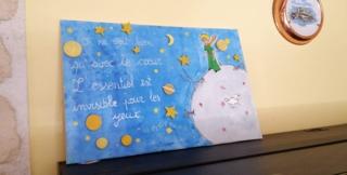 Cadre petit prince - Cadres - 10doigts.fr