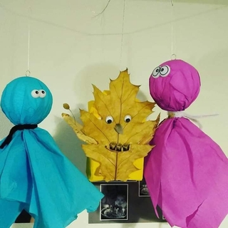 Petits monstres d Halloween - Divers - 10doigts.fr
