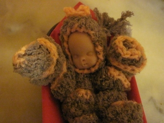 bebe par grand froid - Laine - 10doigts.fr