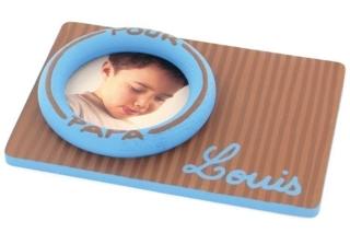 """Mini cadre """"Louis"""" - Cadres, tableaux - 10doigts.fr"""