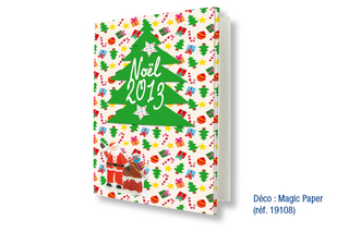 "Album photo ""Noël"" - Albums, carnets - 10doigts.fr"