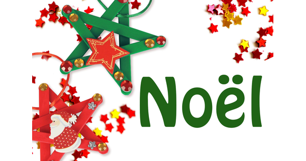 Noel Image.Noël Evénements 10 Doigts