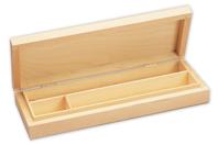 Plumier en bois - Boîtes et coffrets - 10doigts.fr