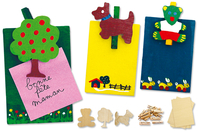 Kit Mémo - Kits Supports et décorations - 10doigts.fr