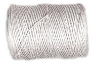 Cordon en coton écru - 100 m - Cordes naturelles - 10doigts.fr