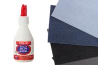 Colle pour textile - Colles et enduits - 10doigts.fr