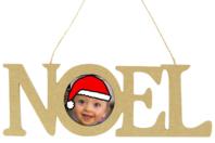 Cadre NOEL à suspendre - Noël - 10doigts.fr