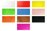Papier de soie à la couleur - 12 feuilles - Papier de soie - 10doigts.fr