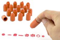 Tampons de doigts - Set de 24  - Tampons - 10doigts.fr