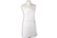 Tablier en coton, avec poche - Coton, lin - 10doigts.fr