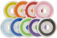 Fil élastique couleurs - Fils élastiques - 10doigts.fr