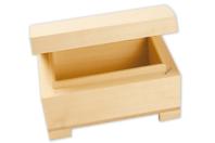 Coffret Corsaire en bois - Boîtes et coffrets - 10doigts.fr